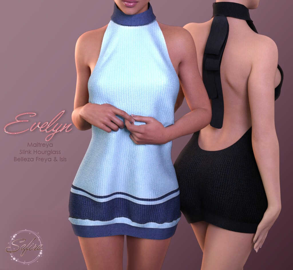 Safira ❥ Evelyn - SecondLifeHub.com