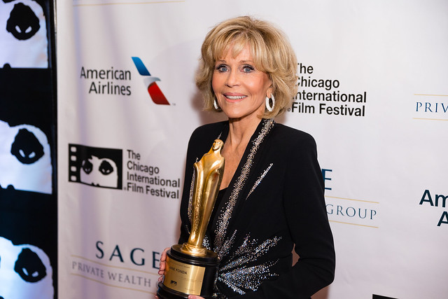 A Tribute to Jane Fonda