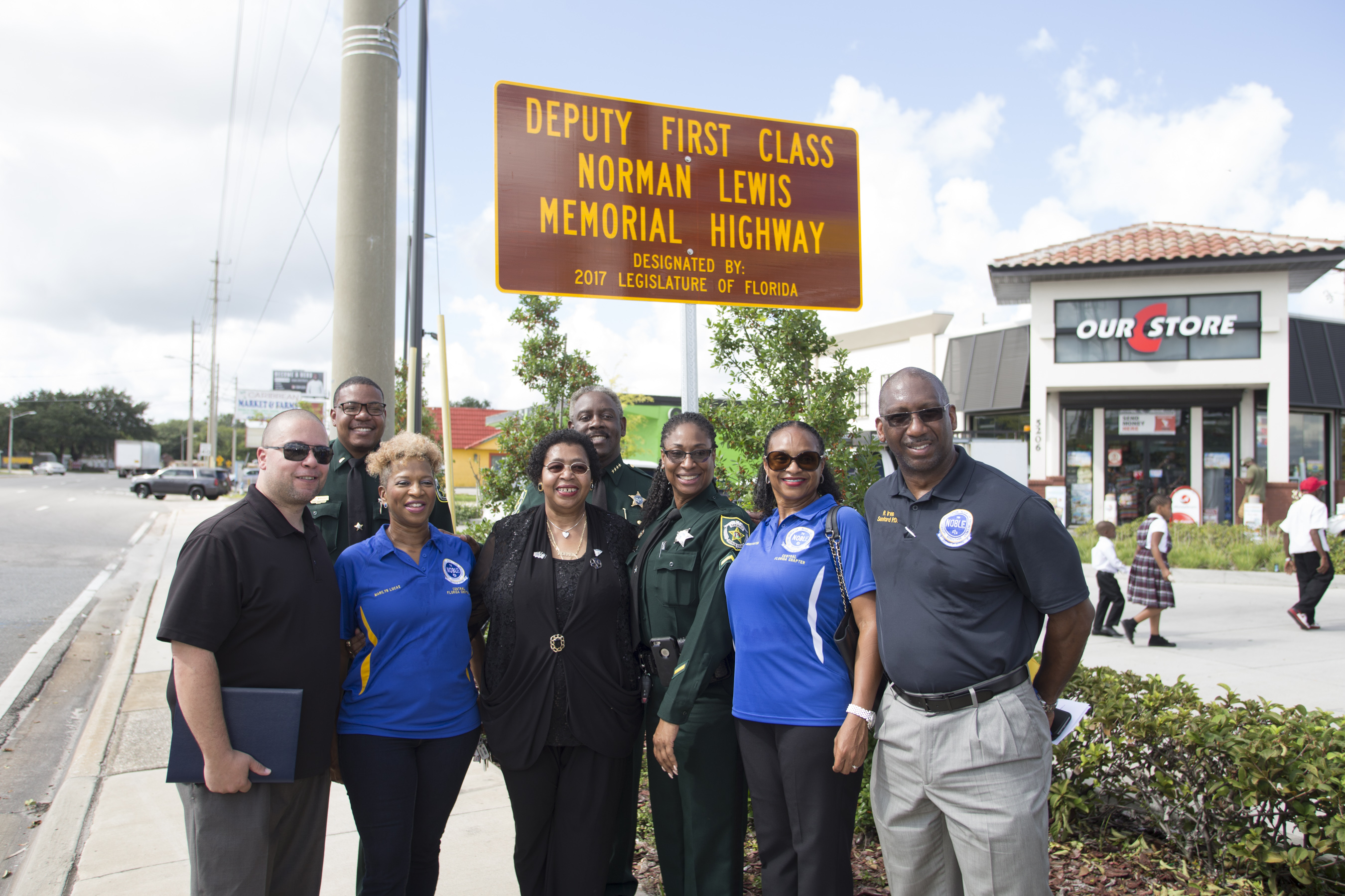 Road Designations Honor the Legacies of Orlando Police ...