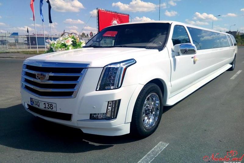 Limos.md Limuzine in Moldova > Foto din galeria `Cadillac Escalade 2017`