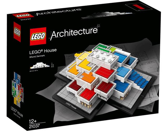 Lego Architecture 21037 LEGO House - Oficjalne zdjęcia 1