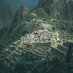 🌍 Machu Picchu, Peru |  Ueli Frischknecht Photography