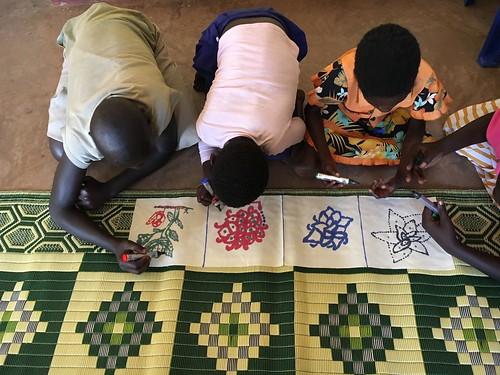 Uganda Quilt project
