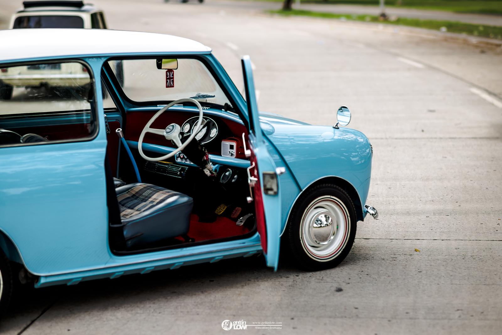 Bleu Mini