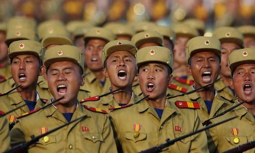 exercito-coreia-norte
