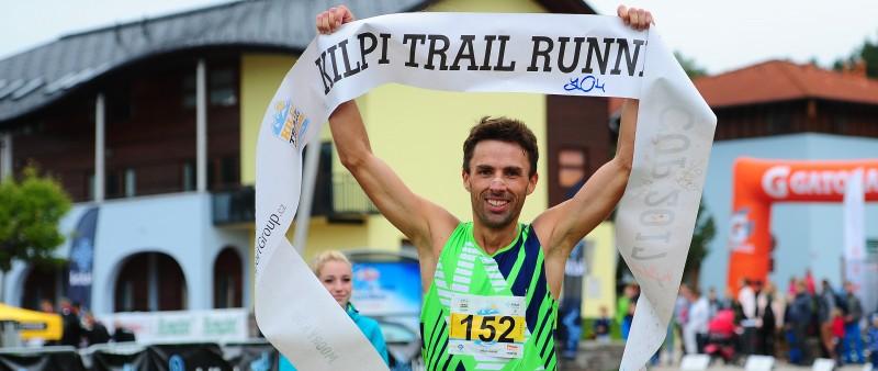 Janata má rekord s Modrým kódem z Lipenského půlmaratonu KTRC