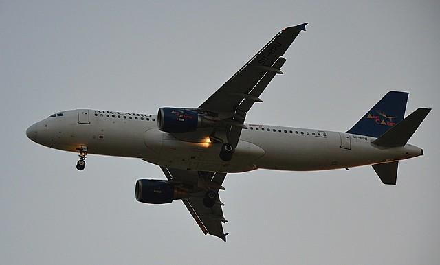SU-BPU Air Cairo