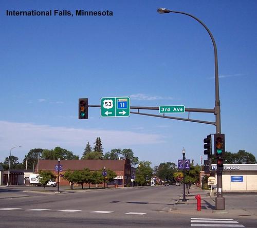 International Falls MN