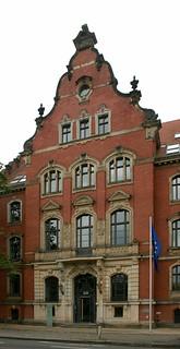 Dienstgebäude der Königlichen Eisenbahndirektion Berlin