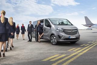 IAA-Weltpremieren: Opel Vivaro Tourer