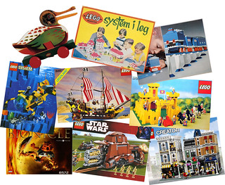 85 years of LEGO!