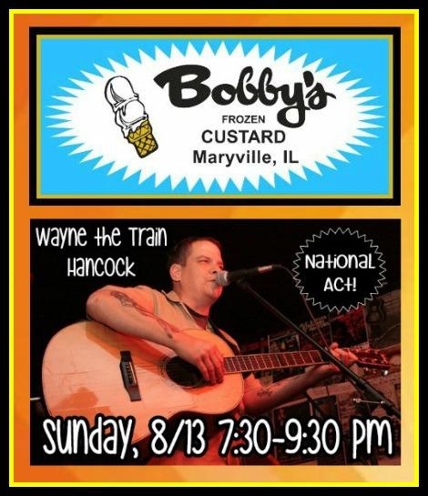 Bobby's Frozen Custard 8-13-17