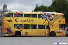 Wrightbus NRM NBFL - LTZ 1284 - LT284 - Campo Viejo - Marylebone 453 - Go Ahead London - London 2017 - Steven Gray - IMG_0275