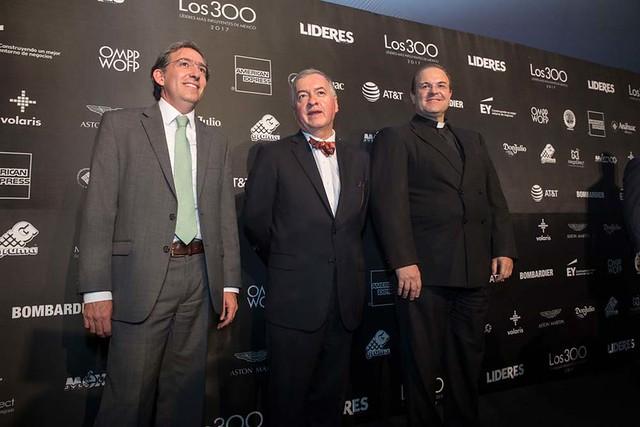 Comida 300 lideres Mexicanos / DCI