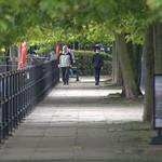 Walkway at Preston Marina