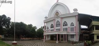 Karmala Matha Church or Our Lady of Mount Carmel Church, Chettupuzha, Thrissur - 2