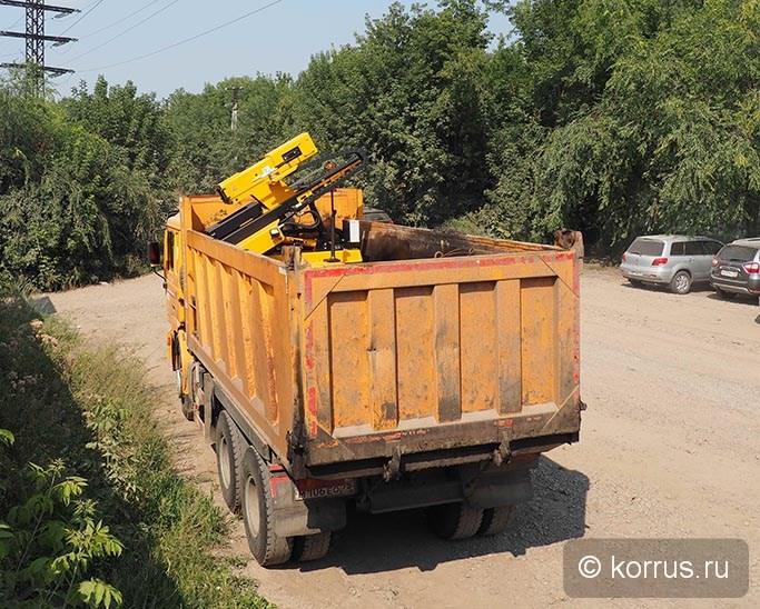 Покупателю из Читинской области отгружена самоходная сваебойная машина ORTECO SMART