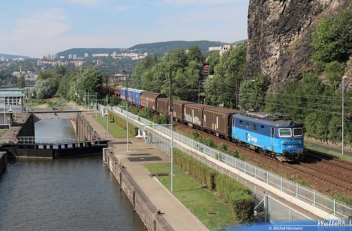 Ústí nad Labem-Střekov. 08.08.17.