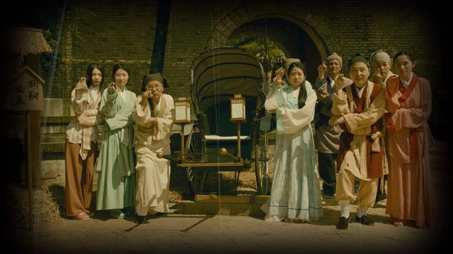 沈玉琳成為古代的黃包車之父