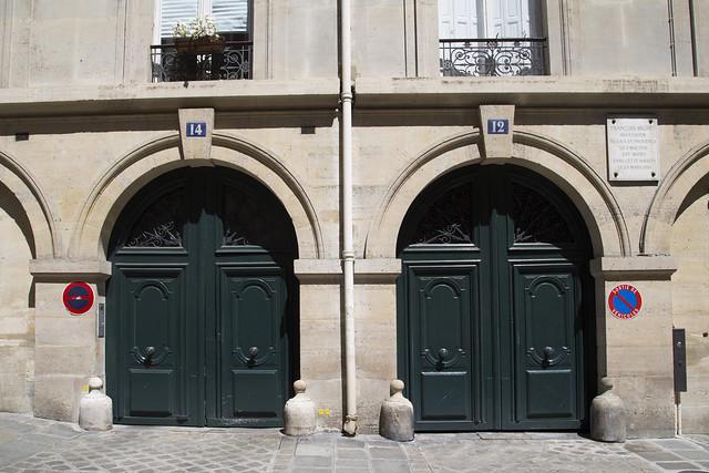 House of Francois Mignet