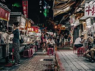 Street life, Taipei