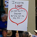 Indian River County Standing On The Side Of Love Rally
