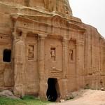 Afbeelding van Roman Soldier's Tomb. petra jordan nabataean