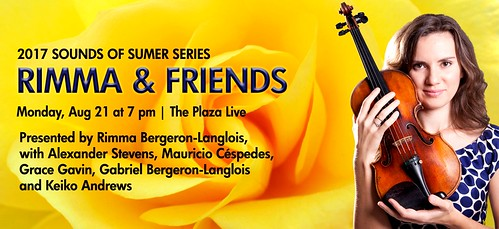 "The Orlando Philharmonic Presents ""Rimma & Friends"""