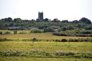 Walberswick from the marshes