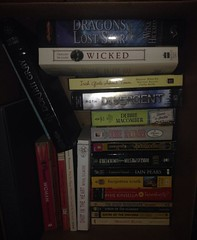 Hopeful, books in my TBR Bookbox #insixwords, #boutofbooks