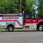 Toms River Fire District No. 2 Silverton Volunteer Fire Company No. 1 Engine 2901