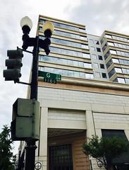 Penn Quarter, Washington, DC, August 2017