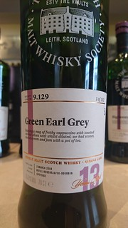SMWS 9.129 - Green Early Grey