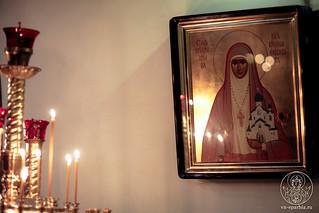 Литургия в Хутынском монастыре 140
