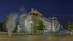Eisenhower Executive Office Building Pano