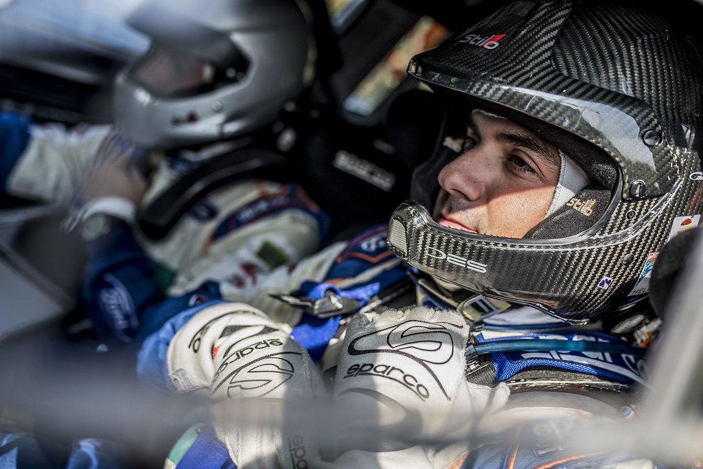 BOSTANCI Murat (TUR) VATANSEVER Onur (TUR) Ford Fiesta R5 ambiance portrait during the 2017 European Rally Championship ERC Barum rally,  from August 25 to 27, at Zlin, Czech Republic - Photo Gregory Lenormand / DPPI