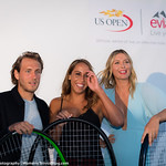 Madison Keys, Lucas Pouille, Maria Sharapova