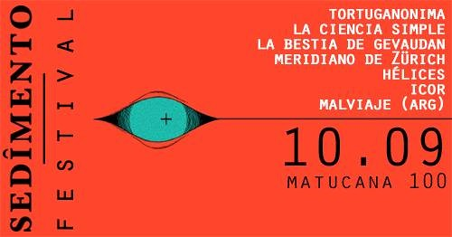 Festival Sedimento 10 sept M100
