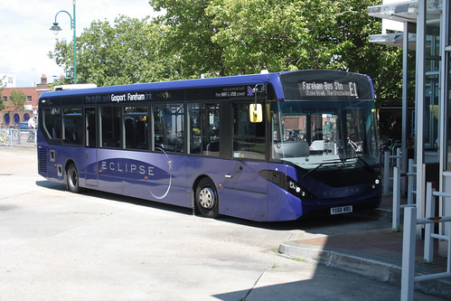 First Hampshire & Dorset 67179 YX66WBU