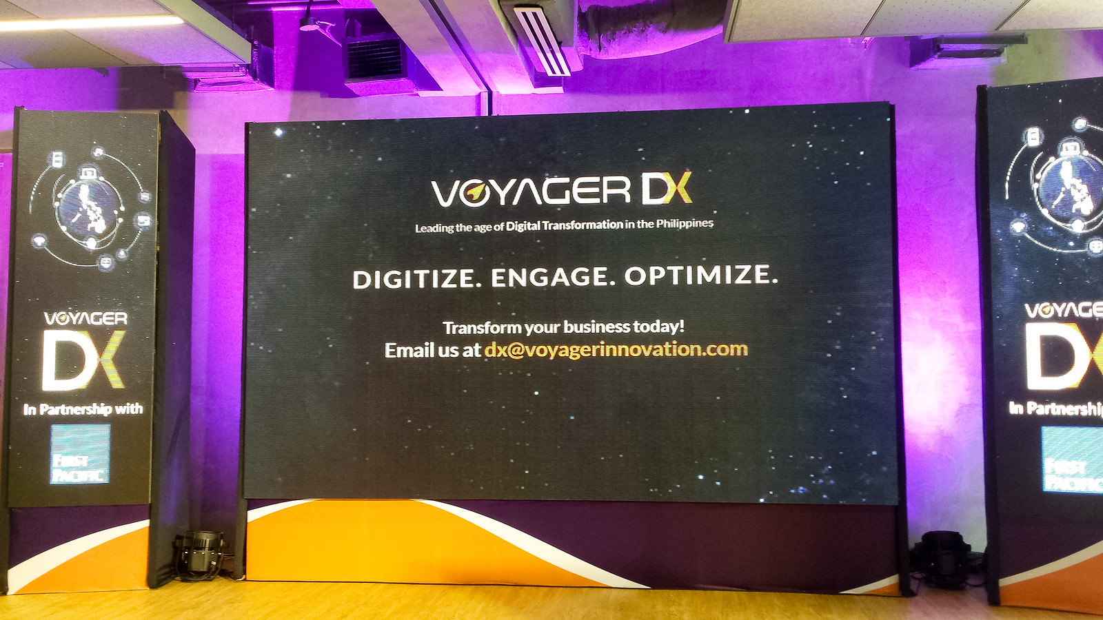 Voyager DX - Leading the age of Digital Transformation in the Philippines
