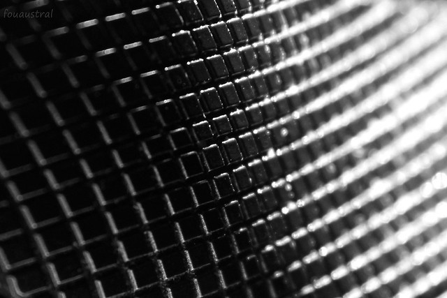 macro abstract - mesh, Canon EOS 550D, Canon EF-S 18-55mm f/3.5-5.6 IS II