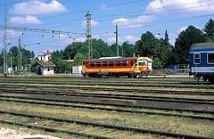 * Ungarn  Bzmot 001 bis  6342 037