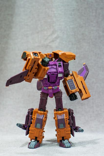 Blast Off Pose 6