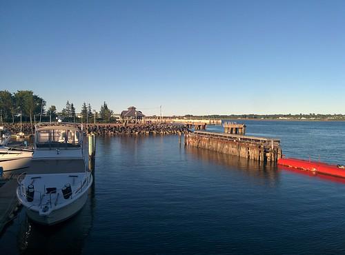 Peakes Wharf (3) #pei #princeedwardisland #charlottetown #peakesquay #charlottetownharbour
