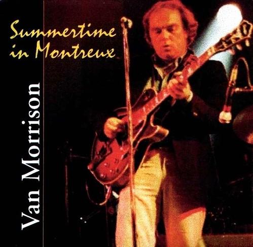 V.M. Summertime in Montreux 84 front