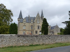 Blaye, Gironde: château à côté de Cap de Haut. - Photo of Anglade