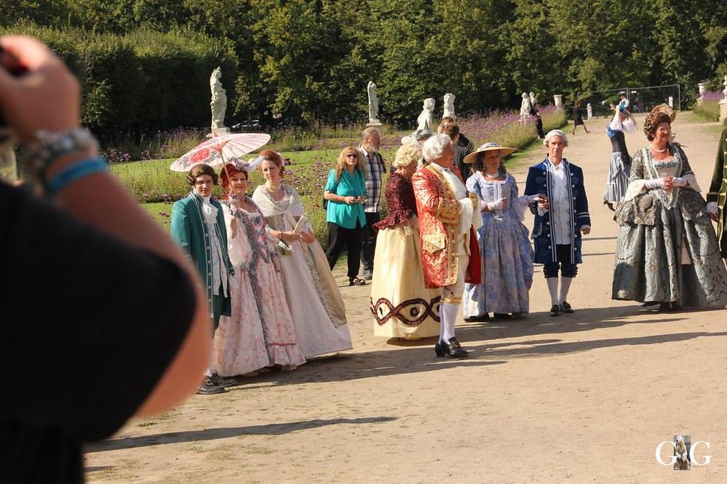 Besuch Tierpark Friedrichsfelde 20.08.1789