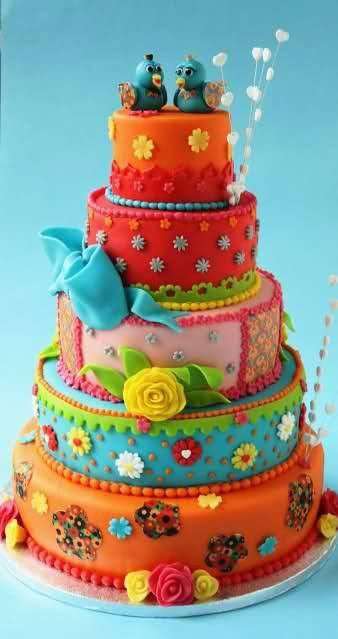 Cake by Butterfly Cupcakes