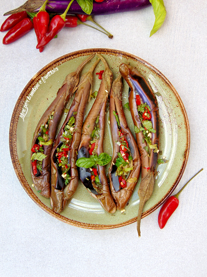 melanzane piccanti 30