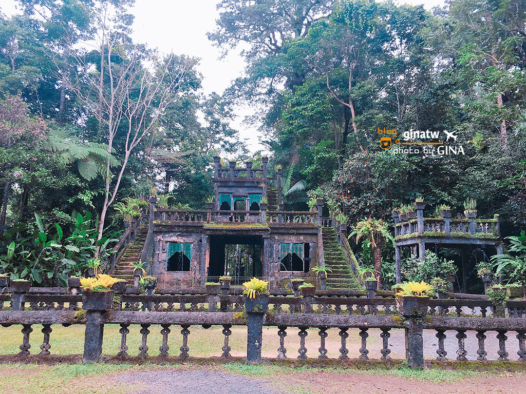 【凱恩斯景點】澳洲雨林古堡|帕羅尼拉公園(Paronella Park)宮駿駿|天空之城的靈感來源.西班牙風情|在澳洲夢想成真的故事 @GINA環球旅行生活|不會韓文也可以去韓國 🇹🇼